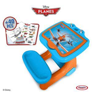 bureau enfant plastique achat vente jeux et jouets pas chers. Black Bedroom Furniture Sets. Home Design Ideas