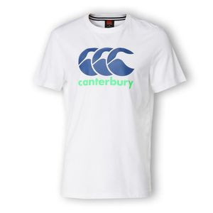 MAILLOT DE RUGBY CANTERBURY T-Shirt CCC Logo Homme RGB