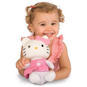 VEILLEUSE BÉBÉ HELLO KITTY Veilleuse Musicale Bonne nuit Kitty