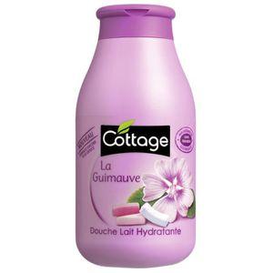 GEL DOUCHE FEMME Cottage Gel douche lait hydratante guimauve 250ml