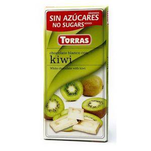 GOÛTER MINCEUR Chocolat Noir-Kiwi sans sucre ajouté et sans glute