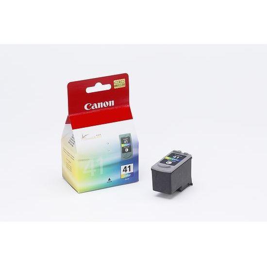 canon cl 41 cartouche d 39 encre couleurs prix pas cher. Black Bedroom Furniture Sets. Home Design Ideas