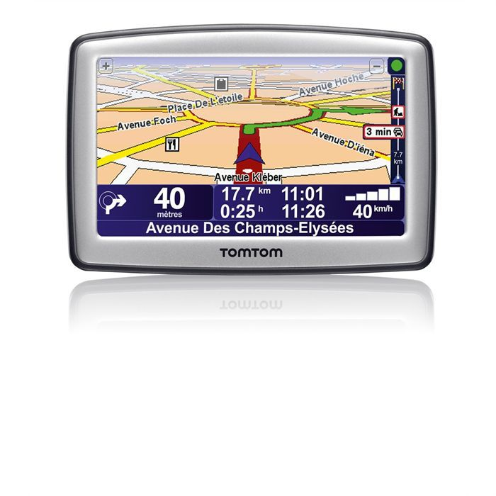 tomtom new xl classic france achat vente gps auto. Black Bedroom Furniture Sets. Home Design Ideas