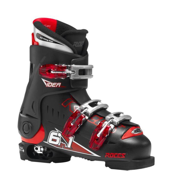 idea chaussures de ski r glables enfant t16 18 5 achat vente chaussure idea chaussures de. Black Bedroom Furniture Sets. Home Design Ideas