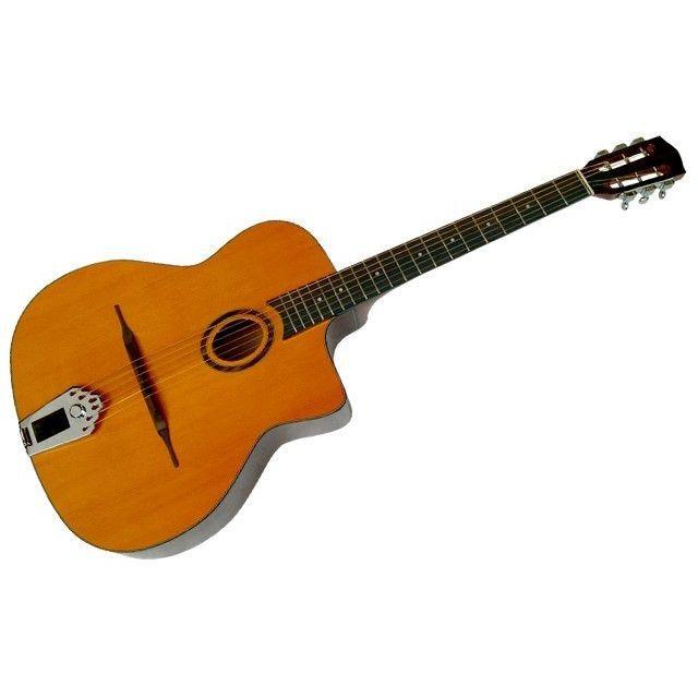 guitare manouche 4 4 tsigane achat vente guitare. Black Bedroom Furniture Sets. Home Design Ideas
