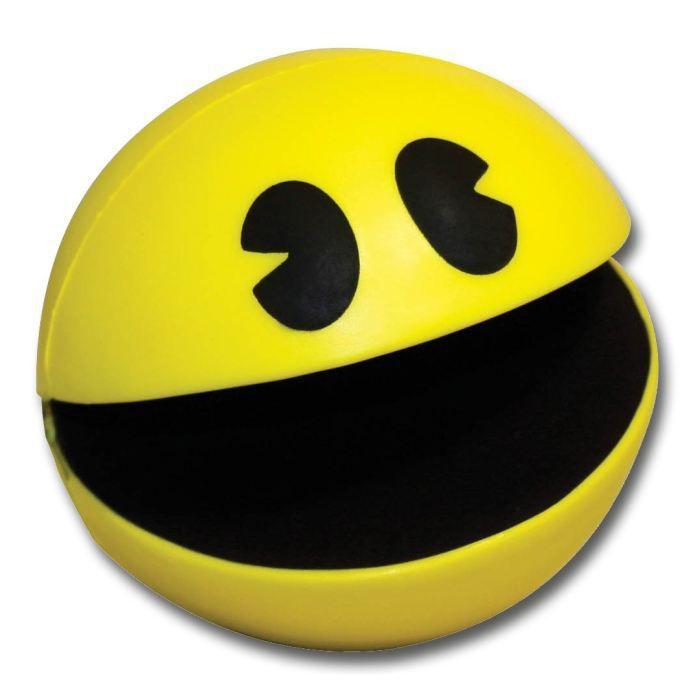 Balle anti stress pac man achat vente farce et attrape - Jeux anti stress gratuit ...