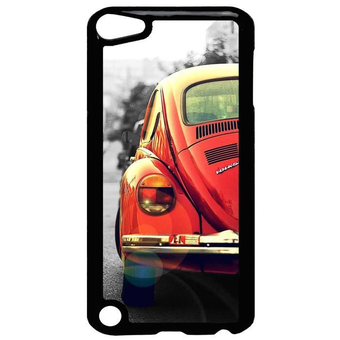 coque ipod touch 5 photo voiture coccinelle rouge ref 101 coque mp3 mp4 avis et prix pas. Black Bedroom Furniture Sets. Home Design Ideas