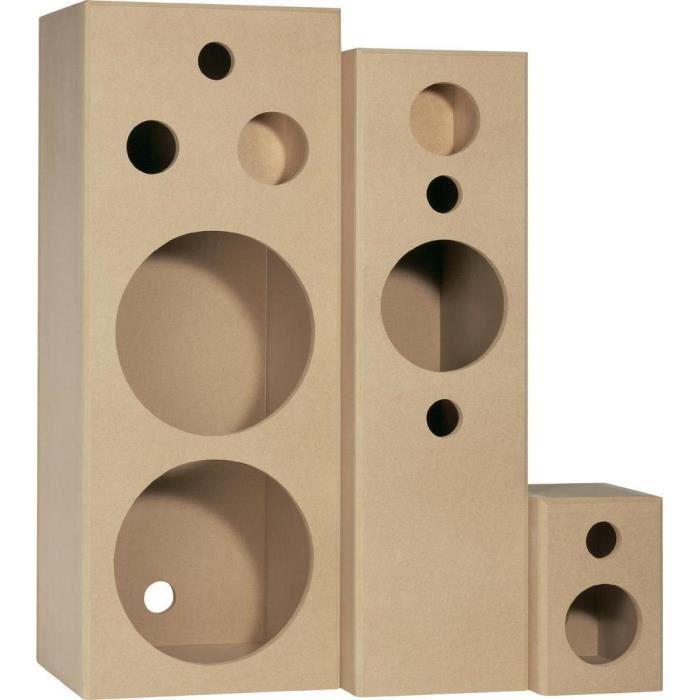 kit haut parleur rcs sr600 enceintes avis et prix pas. Black Bedroom Furniture Sets. Home Design Ideas