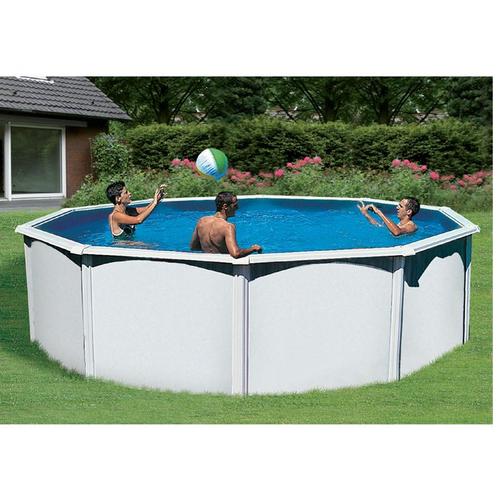 Abak piscine saphir 3 90x1 20m achat vente piscine for Abak piscine
