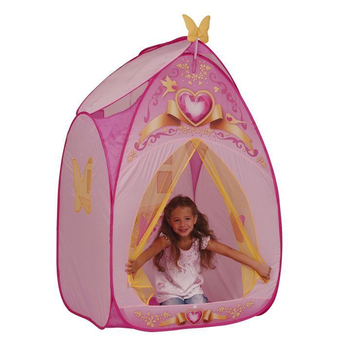 ch teau de princesse d pliage express achat vente. Black Bedroom Furniture Sets. Home Design Ideas