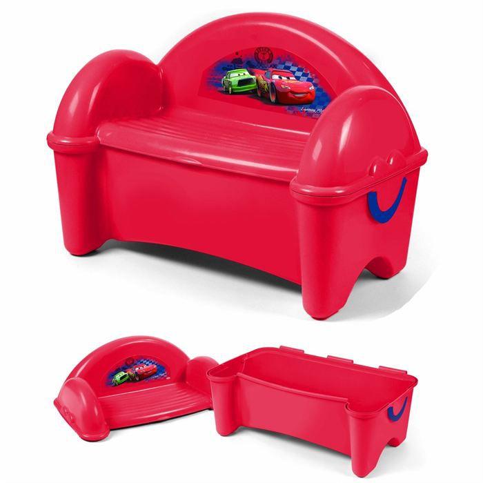 Cars banc coffre achat vente coffre jouets cars banc coffre cdiscount - Grand coffre a jouet cars ...