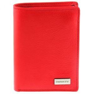 bestseller portefeuille femme homme cuir rouge rouge. Black Bedroom Furniture Sets. Home Design Ideas