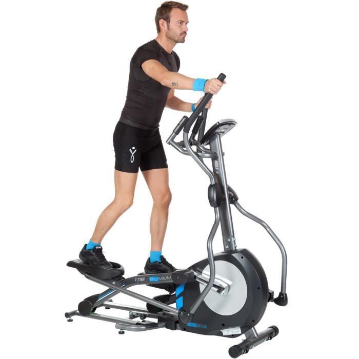 Fytter crosser cr 10b v lo elliptique achat vente v lo elliptique fytte - Velo elliptique professionnel ...