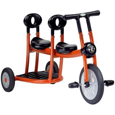 italtrike bi tricycle 2 4ans 2 places orange achat vente moto scooter cdiscount. Black Bedroom Furniture Sets. Home Design Ideas