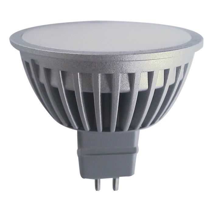 polaroid ampoule spot led gu5 3 4 5w achat vente ampoule led cdiscount. Black Bedroom Furniture Sets. Home Design Ideas