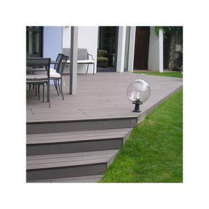 planche en bois exterieur achat vente planche en bois exterieur pas cher cdiscount. Black Bedroom Furniture Sets. Home Design Ideas