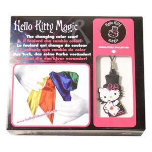 JEU MAGIE Hello Kitty Le Foulard Qui Change De Couleur