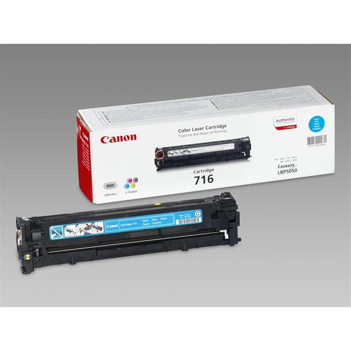 Canon 716 toner laser cyan prix pas cher cdiscount for Laser spit cl 30 prix