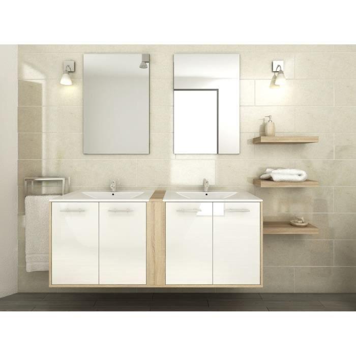 meuble salle de bain 130 cm conceptions de maison