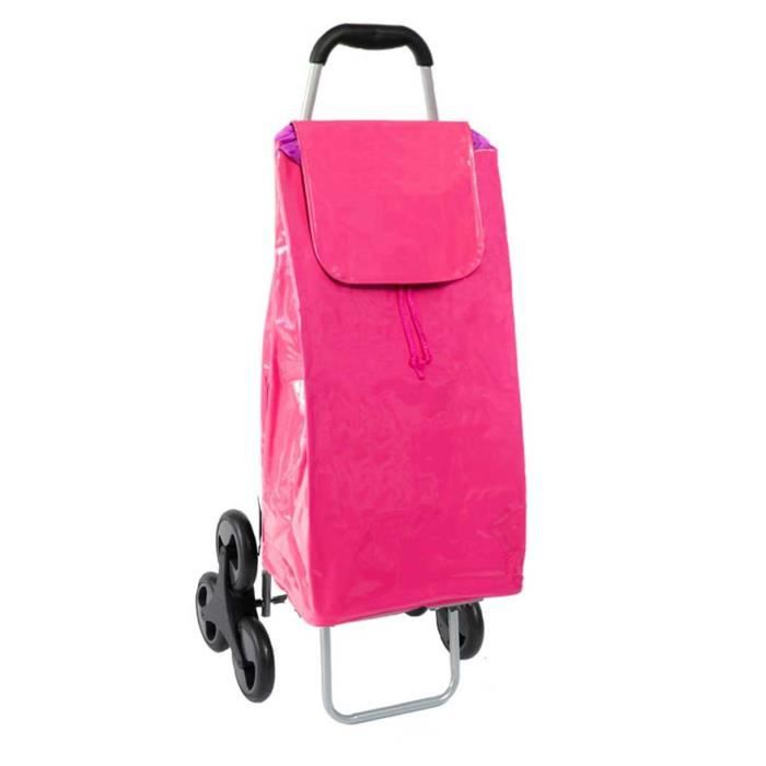 carlux verni caddie chariot courses 6 roues achat vente sac shopping 3281660912002. Black Bedroom Furniture Sets. Home Design Ideas