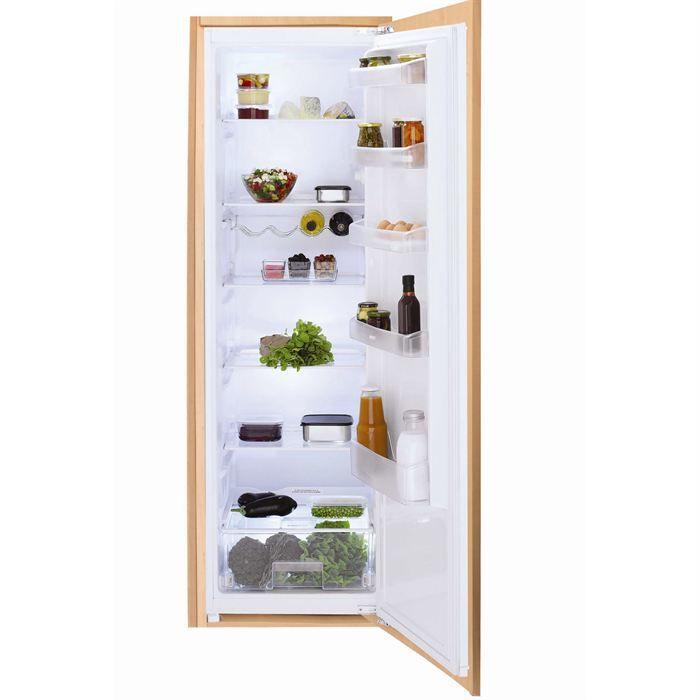 beko lbi3002 r frig rateur encastrable achat vente. Black Bedroom Furniture Sets. Home Design Ideas
