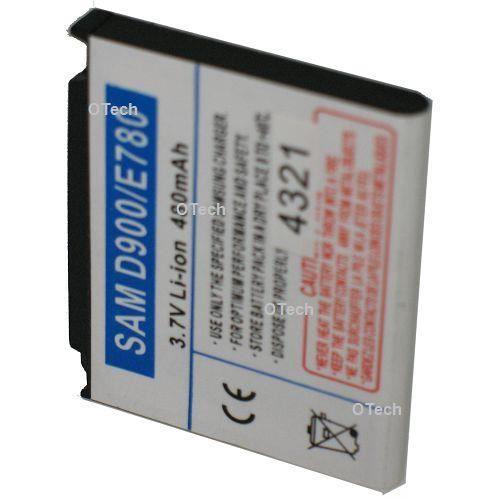 batterie pour samsung sgh d900 achat batterie t l phone. Black Bedroom Furniture Sets. Home Design Ideas