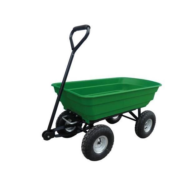 chariot de jardin 115 x 50 x 47 cm achat vente. Black Bedroom Furniture Sets. Home Design Ideas