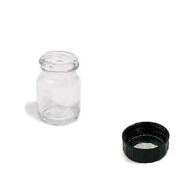 Bocal en verre avec couvercle achat vente accessoire - Saladier verre avec couvercle ...