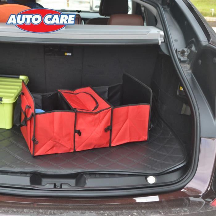 Sac de rangement de coffre de voiture tissu oxford camion for Tissu voiture interieur