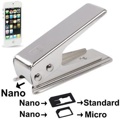 D coupeuse sim vers nano sim et micro sim vers achat d coupe carte sim pas cher avis et - Couper sa sim en microsim ...