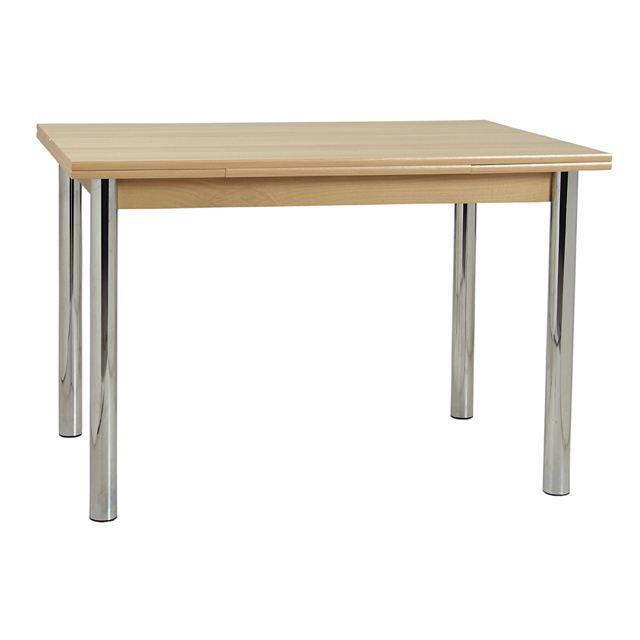 Table de cuisine 90 x 60 piza achat vente table de for 0 60 table