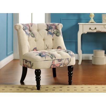 Fauteuil crapaud en tissu 100 coton pontia b achat vente fauteuil b - Fauteuil crapaud en solde ...