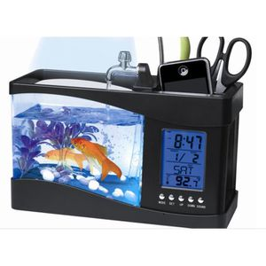 Usb mini aquarium poisson marina les fruits de mer mini for Mini poisson aquarium