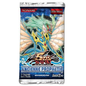 CARTE A COLLECTIONNER Yu-Gi-Oh Ancient Prophecy Unlimited