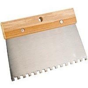 peigne à colle dents 5 mm - Achat / Vente outils du carreleur Bois - Soldes* d'été Cdiscount