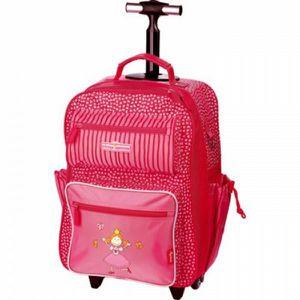 valise rose enfant achat vente valise rose enfant pas cher cdiscount. Black Bedroom Furniture Sets. Home Design Ideas