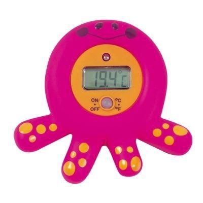 Tigex - 372600 - Thermomètre de Bain - Digital Fisch / Octopus