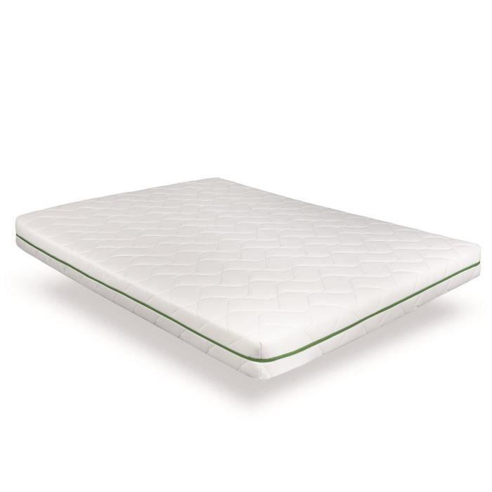 matelas mousse chene 140x190 achat vente matelas les soldes sur cdiscount cdiscount. Black Bedroom Furniture Sets. Home Design Ideas