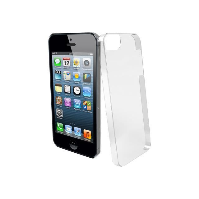 Muvit clearback coque pour apple iphone 5 5s 5se for Housse iphone 5se