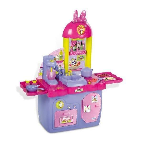 imc toys cuisine de minnie achat vente commer 231 ant imc toys cuisine de minnie cdiscount