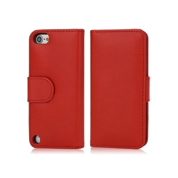 Etui ipod touch 5 housse portefeuille cb en cuir coque for Housse ipod touch