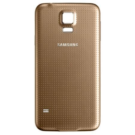 telephonie accessoires portable gsm cache batterie gold original samsung galaxy s or f  sam