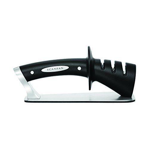 Scanpan classic 3 marches aiguiseur de couteau tirer for Aiguiser couteau cuisine