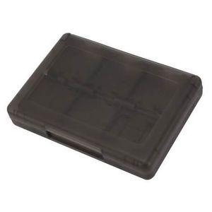 Boitier de Rangement Noir 28 Emplacements 2DS-3DS