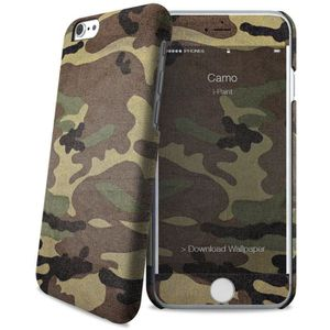 I PAINT Coque iPhone 6 6S Camouflage
