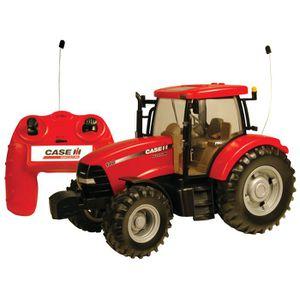 VOITURE - CAMION CASE IH  Tracteur télécommandé Maxxum 140