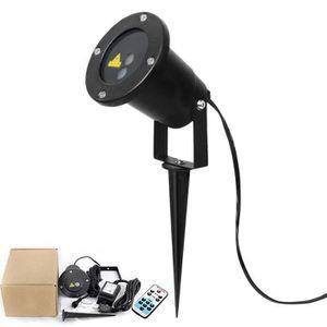 Projecteur laser pour jardin et exterieur achat vente for Eclairage laser exterieur