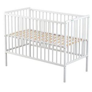 lit bebe 60x120 laque achat vente lit bebe 60x120 laque pas cher cdiscount. Black Bedroom Furniture Sets. Home Design Ideas