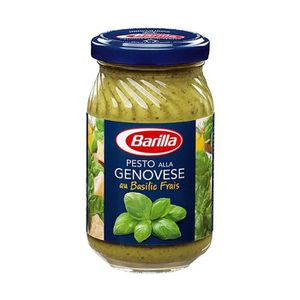 SAUCE POUR PÂTES RIZ Barilla Sauce pesto alla genovese 190g