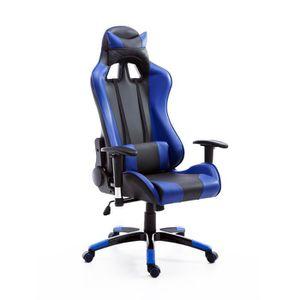 CHAISE Chaise de Bureau Fauteuil Gammer Hauteur Réglable